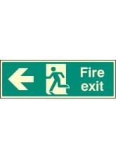 Fire Exit - Left