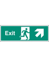 Exit - Up and Right