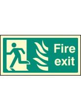 Fire Exit Left HTM