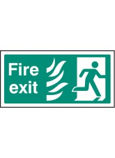 Fire Exit - Right HTM
