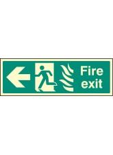 Fire Exit Photo HTM (left)