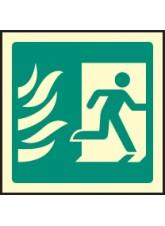 Running Man Symbol - Right HTM