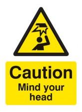 Caution Mind Your Head
