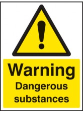 Dangerous Substances