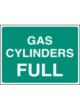 Gas Cylinder Full