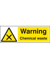 Warning Chemical Waste