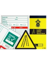 Ladders Inspection Check Book