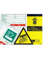 Fixed Scaffold Inspection Check Book