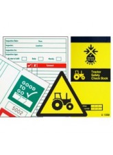 Tractor Inspection Check Book