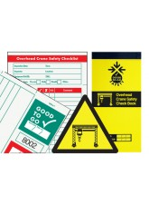 Overhead Crane Inspection Check Book