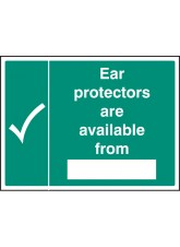 Ear Protectors Available From