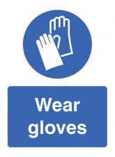 Wear Gloves
