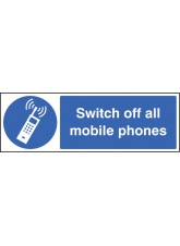 Switch Off All Mobile Phones