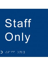 Braille - Staff Only