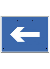 Re-Flex Sign - One way arrow only