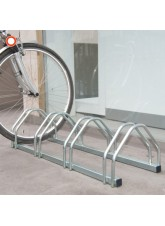 Bicycle Rack for 5 (HxWxD): 255 x 1340 x 330mm
