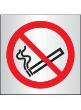 No Smoking - Aluminium