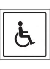 Disabled Symbol - Visual Impact Sign