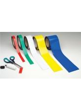 Magnetic Easy-Wipe Strip 50mm x 10m White